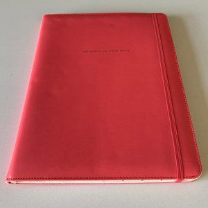 Kate Spade She Wrote The Book On It Notepad Folio